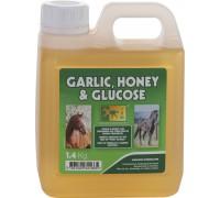 Чеснок-глюкоза-мёд сироп (1,5 л)